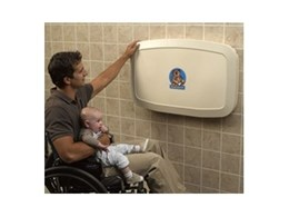 New Koala baby change tables available from RBA Group
