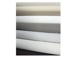 New Lumiere fabric range from Lifestyle Blinds & Shutters