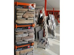 New Melbourne supplier for CraftStone wall claddings: Melton Tiles & Slate