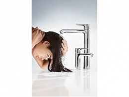 New Metris ComfortZone basin mixers by Hansgrohe from Just Bathroomware