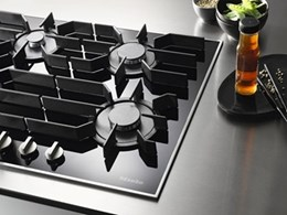New Miele gas on glass cooktops featuring sleek design and convenience