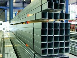 New Orrcon MAXI-TUBE pre-coated steel tube sections