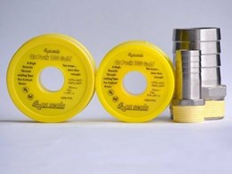 New Oz Seals PTFE tape for heavy duty gas pipe seal