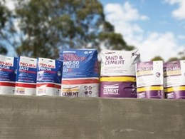 New PRO-Mix additives for concreting, rendering and bricklaying set to inspire the DIY market