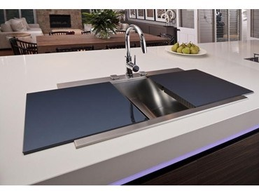 New Smeg Australia kitchen sinks in three distinct styles ...