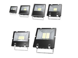 New Vibe LED floodlights tick all boxes in technology, design and quality