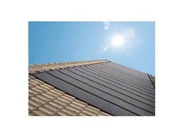 New Zane Gulfpanel solar pool heating solution available from Zane Solar Pool Heating Australia