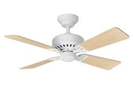 New bedroom ceiling fans from Hunter