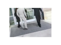 New entrance mat system from Effective Matting Concepts