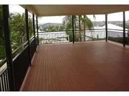 New fire retardant decking from ModWood