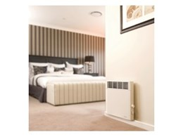 New generation Elite panel heaters from Omega Appliances use Magmatic heating technology