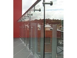New generation of X1 Series frameless glass balustrades and frameless pool fences released by Thump Architectural Fittings