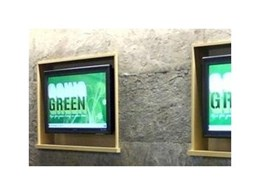 New lightweight and sustainable Design Green stone veneers available from TXTR-LITE