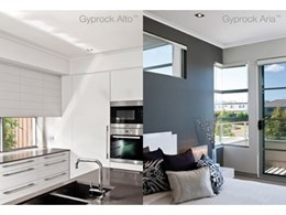 New plasterboard cornices added to Gyprock range