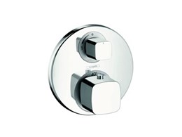 New range of Hansgrohe thermostatic mixers from Just Bathroomware