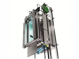 New range of volume elevators from KONE Elevators