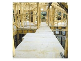 New research demonstrates PowerFloor aerated concrete flooring from CSR Hebel offers energy savings