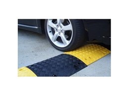 New speed hump from Australian Warehouse Solutions