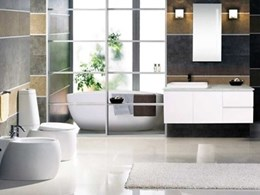 New vanity ranges from Amber Tiles adapt to any bathroom design