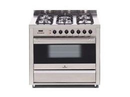 Nomalon 90cm gas/electric upright cooker