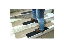 Non slip tape available from Safety Stride