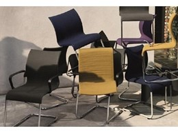 Now! by Hulsta swing chairs available from Transforma