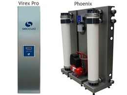 Nubian Water Systems use world leading Seccua ultra filtration technology