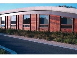Nullarbor Sustainable Timber supply external cladding timber for Moonah Links Golf Resort