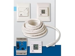 OJ Thermostat range available from P.A.P. Heating Solutions