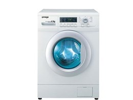 Omega Appliances unveils multi-featured front-loading washing machine