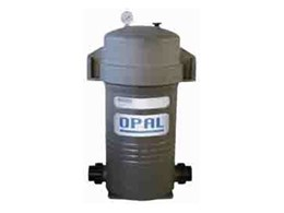Opal XL cartridge filters available from Waterco