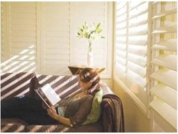 Open Ultimate range of Western Red Cedar shutters from OpenShutters