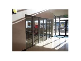 Operable Glass Walls from Hufcor