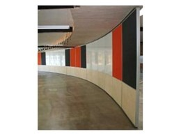 Operable wall series from Hufcor