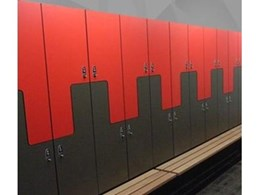 Optimus range of lockers available from Excel Lockers