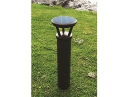 Solar Powered Led Lighting For Pathways Carparks And