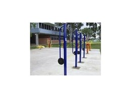 Outdoor Gym Equipment has been a real hit from Townsville to Hobart