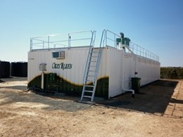 Ozzi Kleen sewage and water treatment systems now available as rentals