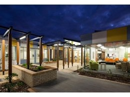 PGH Bricks supplies bricks for walls at Mercy Health Aged Care Facility, Shepparton