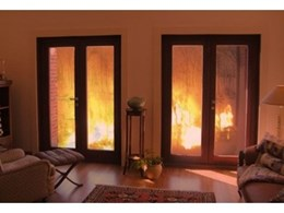 Paarhammer uses SCHOTT fire rated glass in new windows, doors and sliding doors