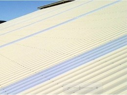Palruf Durashield installed as roof cladding at large fertiliser plant