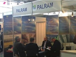 Palram showcases Suntuf sheets and insulated panels at 2016 Budma Poland