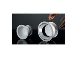 Panos Infinity LED downlights available from Zumtobel Lighting