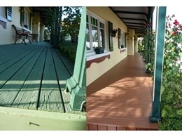Passport Decking 100% cellular PVC boards nominated for HIA Green Smart Product of the Year