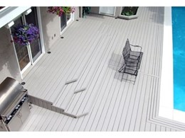 Passport PVC decking comes with unmatched 25-year warranty