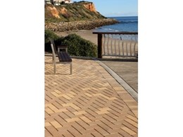 Pavers from Boral Paving used to renovate Adelaide beach front