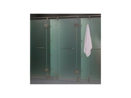 Perspex shower panels available from Mitchell Plastics
