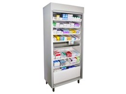 PharmaCab freestanding storage cabinets now available from Stor-Med