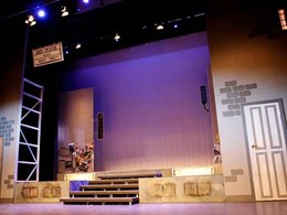 How Select Concepts' multiple stage configurations help you build your portable stage system