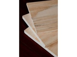 Pine plywood boards from Tass Timber